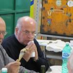 l'apprezzamento di Don Vittorino alla cucina
