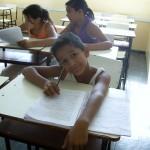 la scuola..............