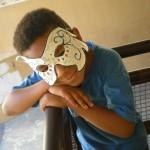 la mia super maschera