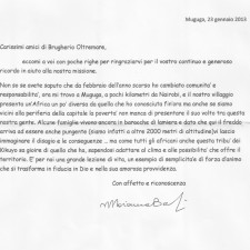 lettera di suor marianna